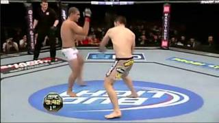 Shogun vs Forrest Griffin 2 fight video