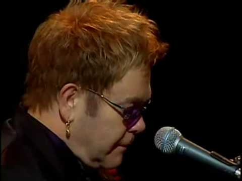 Elton John - Mona Lisas And Mad Hatters (Live 2006, The Rose Theatre)