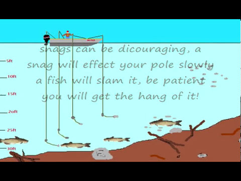 How to drift fish for blue catfish youtube for Where to fish
