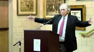 "Dr. Abraham Terian : ""The Armenian Heritage in Jerusalem"" 2/05/12"