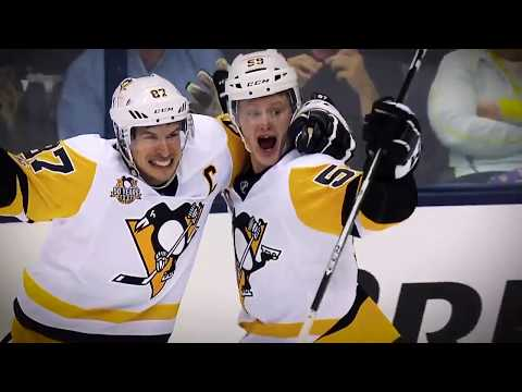 2017 Pittsburgh Penguins Stanley Cup Champions Tribute