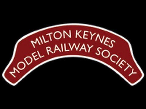 Milton Keynes Model Railway Society Exhibition, Shenley Brook End School, 16 02 13