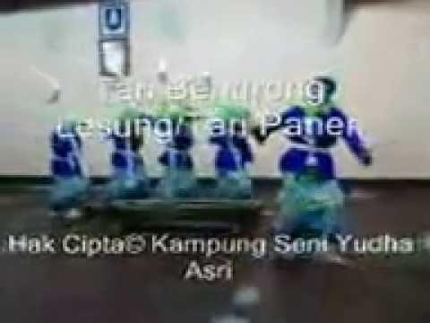 video tari bendrong lesung