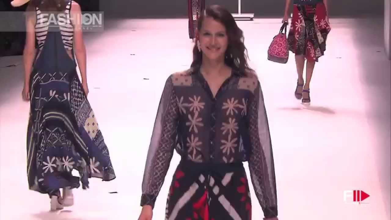 Desigual Full Show Barcelona Spring Summer 2016 By Fashion Channel Youtube