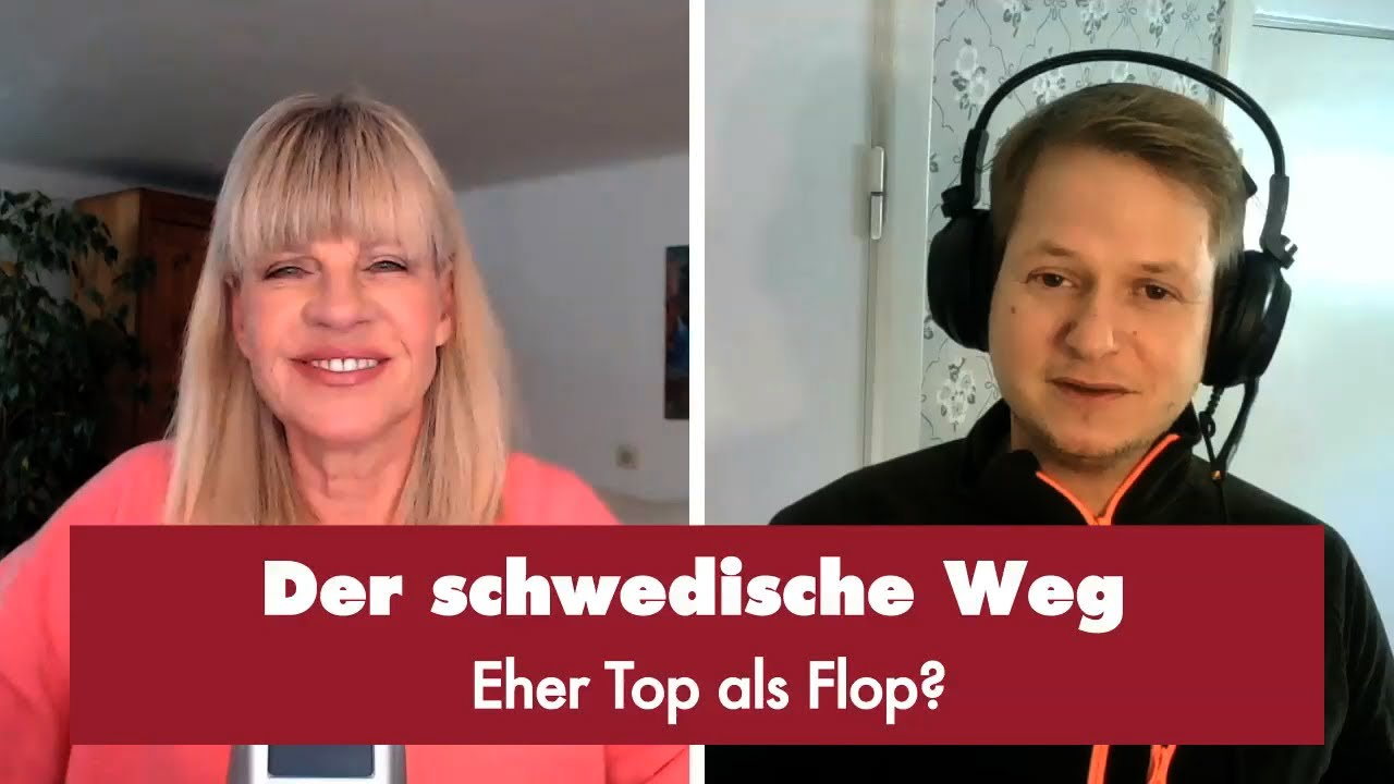 Der schwedische Weg – Punkt.PRERADOVIC mit Henning Rosenbusch