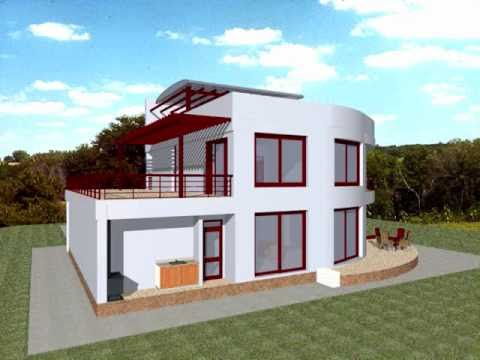 Proiect casa corina modele case moderne vile de lux for Case moderne