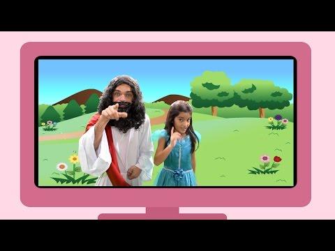 Teu Amigo Jesus - Yasmin Verissimo - Música Gospel Infantil
