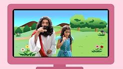 Clipe Teu Amigo - Yasmin Verissimo - Música Gospel Infantil