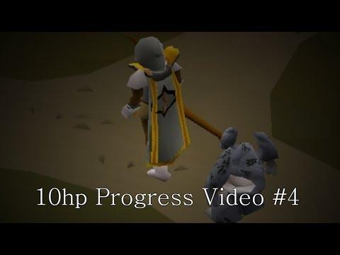 Teaks   Progress Video #4   10 Hitpoints