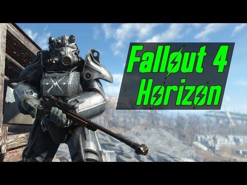 Cambridge Part 2 - Fallout 4 Horizon - Episode 17