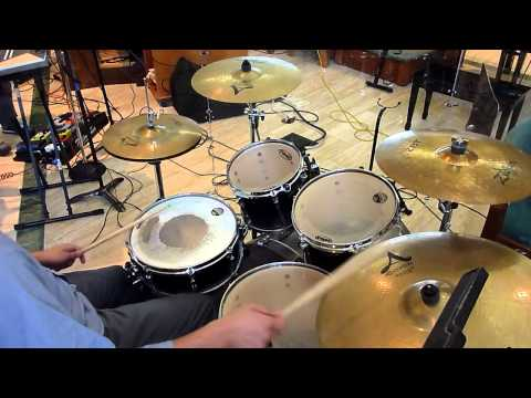 Drums | POV | Cover | Hillsong - Trading my sorrows