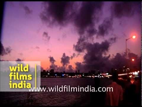 City that never sleeps - Mumbai