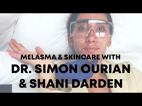 Skincare & Melasma w/ Dr. Simon Ourian & Shani Darden thumbnail