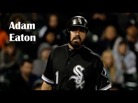 Adam Eaton 2016 First Half Season Highlights