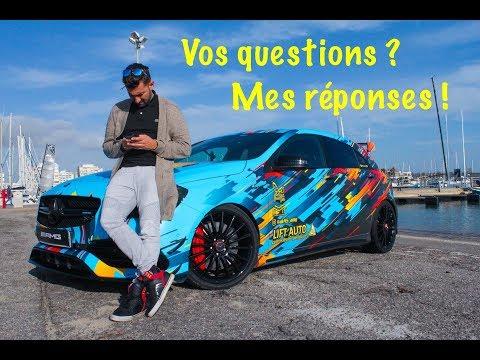 Vos Questions, Mes Réponses