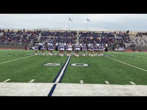 Veterans Memorial Patriot Stars Alamo Stadium Round3