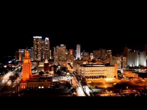 HD Downtown Miami Time Lapse