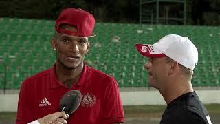Фернандо Каранга стана играч на мача на Черно море - ЦСКА