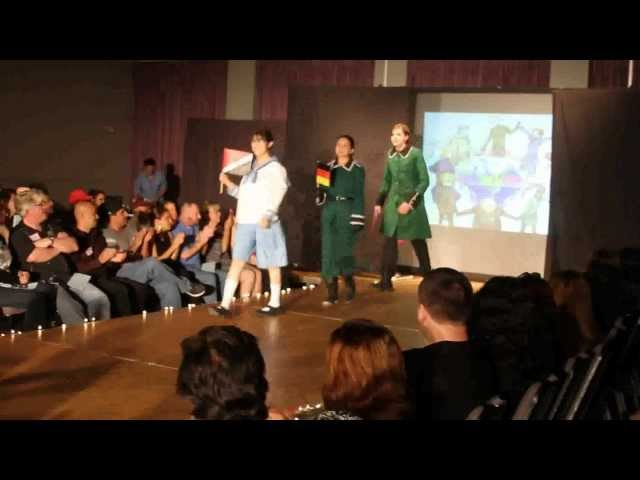 Fashion Club Show - Torrance High School