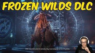 Hephaestus   -  (END) Frozen Wilds (Horizon Zero Dawn DLC)