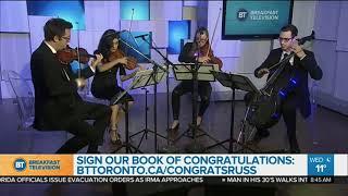Despacito - String Quartet COVER - GTA Strings