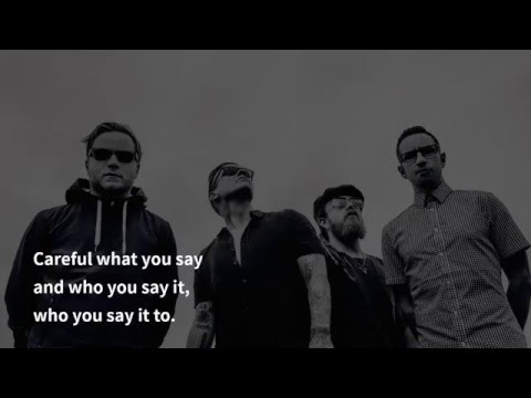 Shinedown - Asking For It (Lyrics Video)