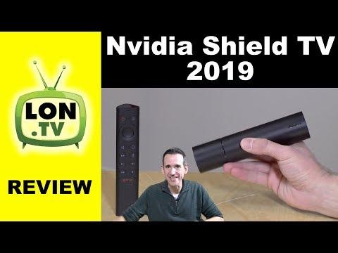 New 2019 Nvidia Shield TV Review - Standard Edition (non-pro)