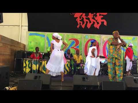 Kod Kreyol and the Creole Dance Ensemble of Haiti