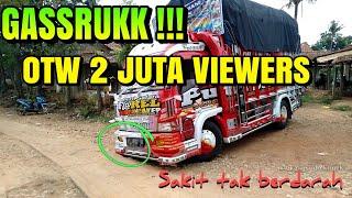 GASSRUKKK !!! Farel Truck Mbois Bemper Ceper Wani Perih
