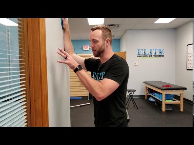1-Arm Serratus Slides | Scapular Stability | Chesterfield Chiropractor