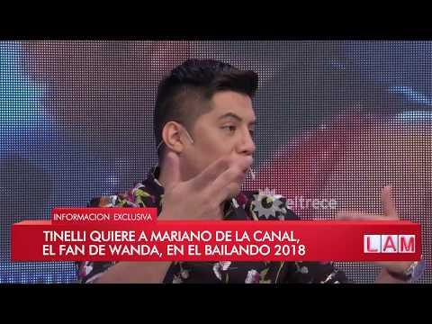 ¿Mariano De La Canal era realmente fan de Wanda Nara? ¡Mirá!