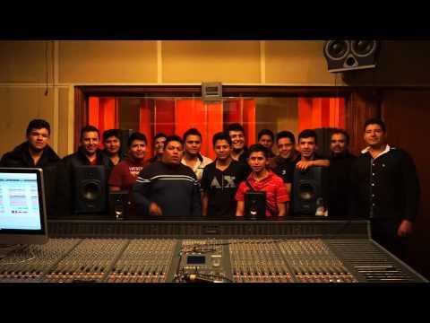 Banda LA CHORICERA en el estudio DICISA
