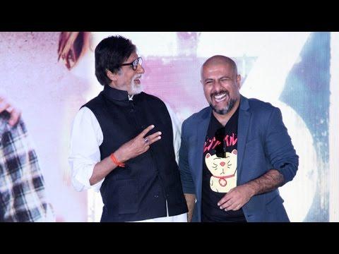 UNCUT: TE3N Kyu Re Song & Music Launch | Amitabh Bachchan, Vishal Dadlani