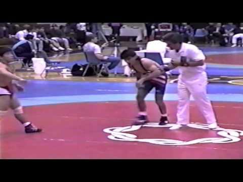 1993 World Cup: 48 kg Yutaka Saeki (JPN) vs. Rob Eiter (USA)