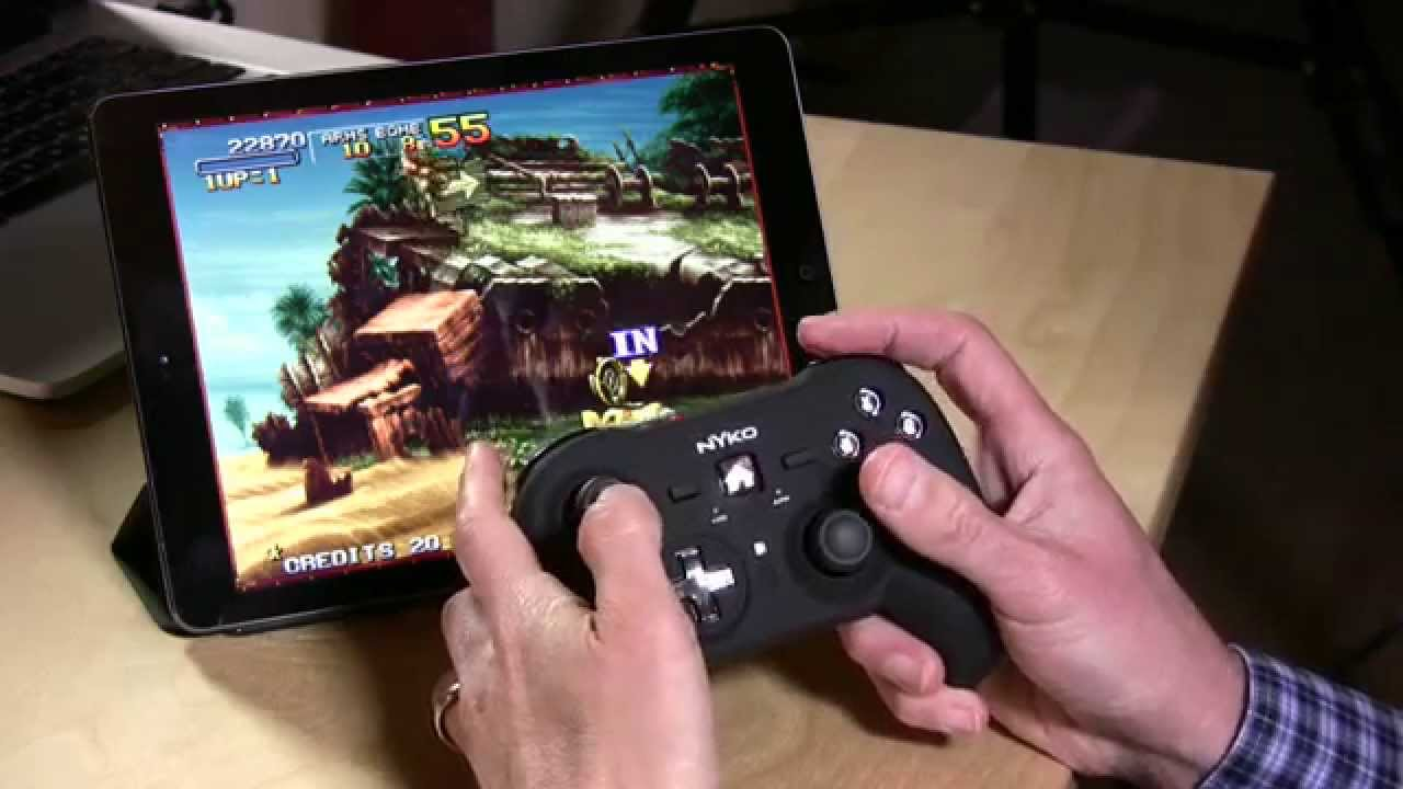 Nyko Playpad Pro For Android / Amazon Fire TV / iOS (iCade) Review