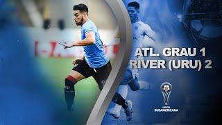 Atlético Grau vs. River Plate (Uru) [1-2] | GOLES | Primera fase (Ida) | Sudamericana 2020