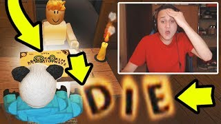 WE PLAYED THE OUIJA BOARD! (CONTACTED AN EVIL SPIRIT) | Roblox