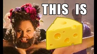 """This Is Cheese (parody Of """"this Is Me"""" From Greatest Showman)"""