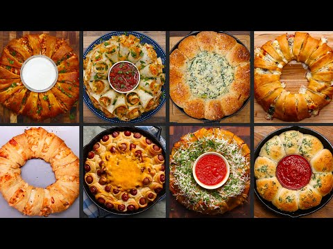 9 Mind-Blowing Food Party Rings