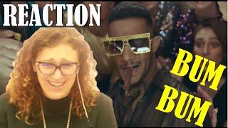 Reaction to Mohamed Ramadan - BUM BUM [ Music Video ] / محمد رمضان - رايحين نسهر