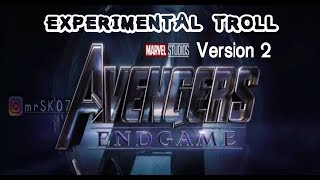 AVENGERS - END GAME | Malayalam Experimental Troll | Version 2