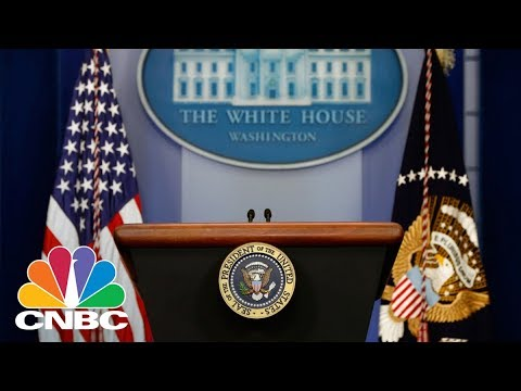 LIVE: White House Holds Daily Press Briefing - May 3, 2018 | CNBC