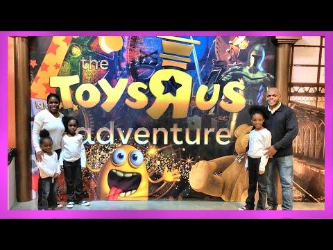 Toys R Us Adventure