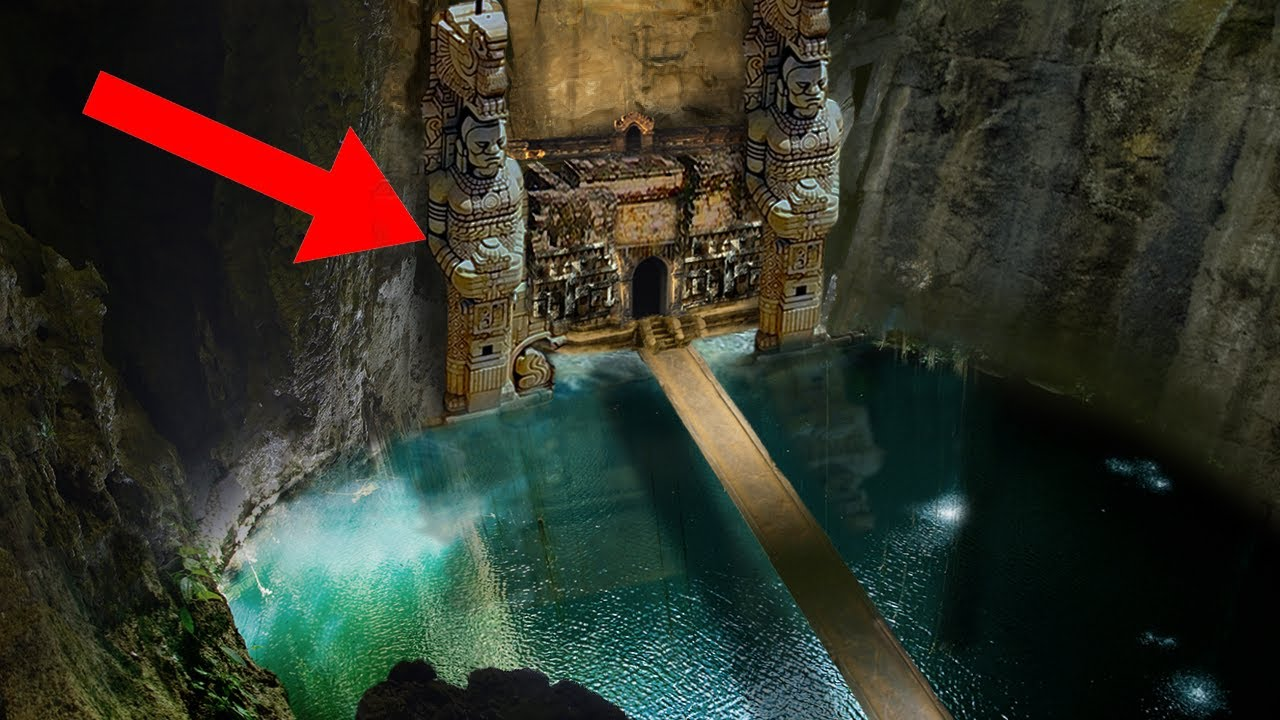 10 Most Mysterious Ancient Underground Tunnels