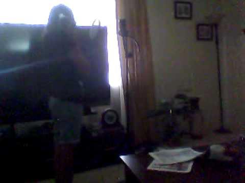Ashley Zamora Recording Her New  Driving me insane