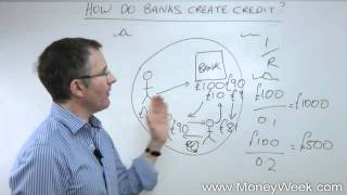 How Do Banks Create Credit? - MoneyWeek Investment Tutorials