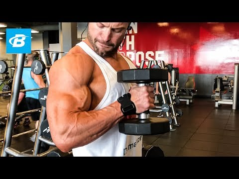 High-Volume Back & Biceps Workout for Mass | Mike Hildebrandt