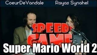 Speed Game - Super Mario World 2 : Yoshi's Island - Fini en 1:59:35