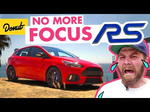 Ford Focus RS: The Last Great Hot Hatch | The New Car Show
