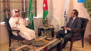 حوار مع كبار هانى البدرىلقاء الامير تركى بن طلال آل سعود ودور السعودية فى حل الأزمات العربية